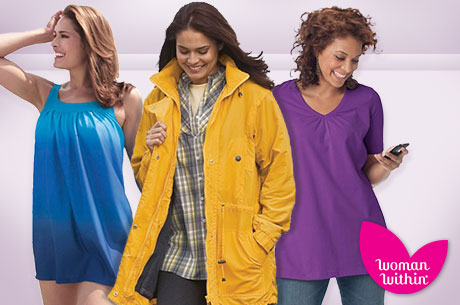 woman within save Save $4 on any Eversave Deal Today
