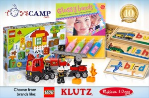 Eversave: Pay just $9 for $25 worth of Melissa and Doug + more