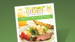 martha stewart free ebook
