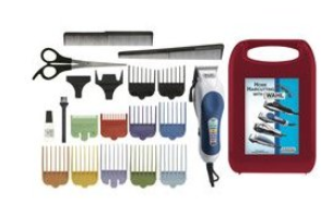 wahl pro hair cutting kit