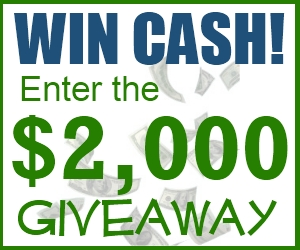 Very Last Call! $2000 Up for Grabs, Enter for a Chance to Win!