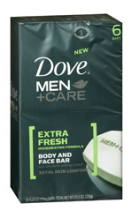 dove men+care soap