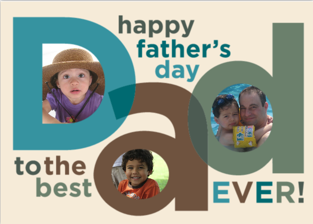 fathers day card Treat: FREE Fathers Day Card (New Customers)