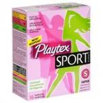 FREE Playtex Sport Tampons