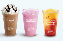 May 05,  · Yummy! For a limited time you can snag buy one, get one FREE McCafe beverages at McDonald's. Choose from Real Fruit Smoothie, Cherry Berry .