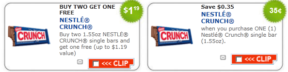 nestly crunch bars coupon