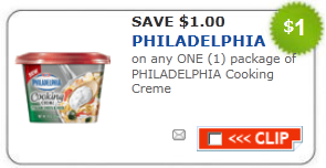 philadelphia cooking creme coupon