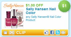sally hansen nail