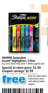 sharpie markers office max