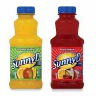 sunny d coupon