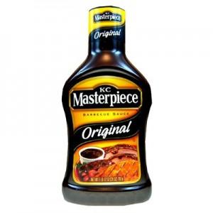 Target & Schnucks: FREE KC Masterpiece BBQ Sauce