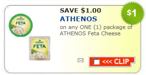 athenos feta cheese coupon