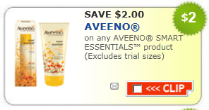 aveeno essentials coupon
