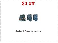 denim target coupon