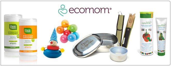 EcoMom: $40 Voucher for $20