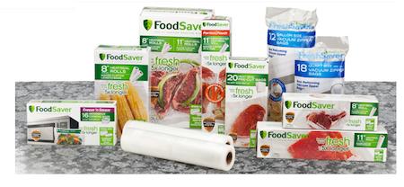 Foodsaver Bags