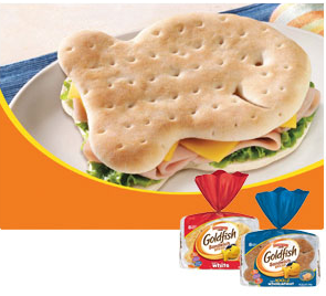 goldfish bread coupon