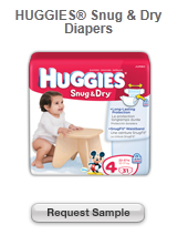 huggies diaper sample
