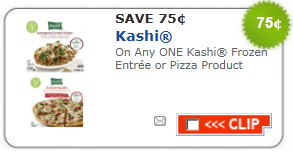 kashi frozen product coupon