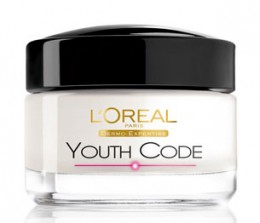 loreal youth code sample