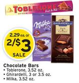 milka chocolate walgreens