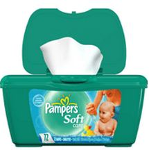Pampers Wipes: Triple Gifts to Grow points