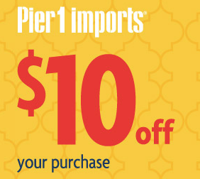 pier 1 imports coupon