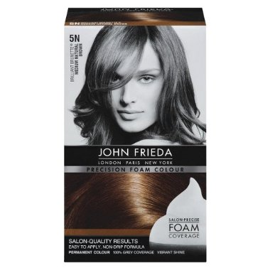 FREE Box of John Frieda Precision Foam Hair Colour