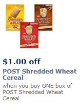 post shredded wheat cereal coupon