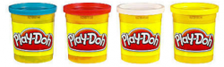Toys R Us: PlayDoh (8ct) – $2.49 (Shipped)