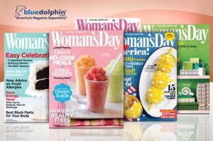 Woman's Day Magazine for $3/year