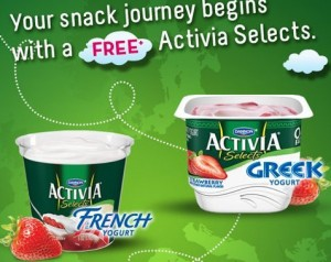 activia 300x238 Get FREE Activia Selects coupon via Facebook