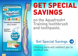 aquafresh kids coupon