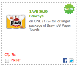 picture relating to Brawny Printable Coupons titled Printable Discount codes: Brawny Paper Towels, Weighty Baggage and Further