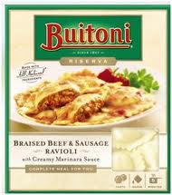 buitoni meals for two