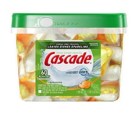 cascade action packs amazon Amazon: Cascade Action Packs for 16¢ Each