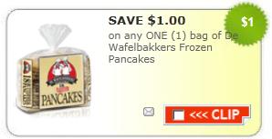 de wafelbakkers pancakes coupon