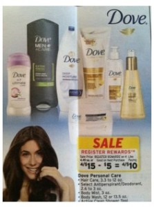 dove hair care 223x300 Pay Only $0.26 for Dove Hair Care Products at Walgreens