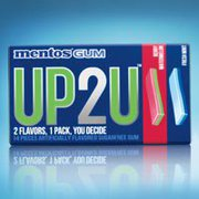 Facebook Freebies Reminder: FREE pack of Mentos UP2U Gum at Noon EST and Bic Pens Giveaway