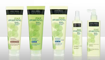 Free Sample of John Frieda's Root Awakening!
