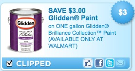 glidden paint coupons
