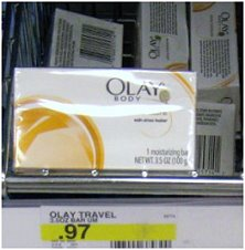olay soap single bar