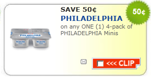 philadelphia minis coupon