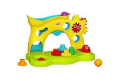 playskool gear center png