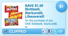 skittles coupon