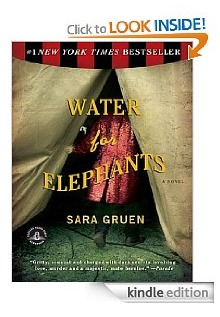 water for elefants kindle