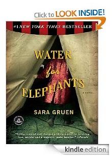 water for elefants kindle
