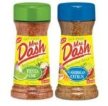 $1/1 Mrs. Dash Seasoning Blend Facebook Coupon