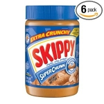 Amazon: Skippy Super Chunk Peanut Butter for $1.65 + FREE Shipping