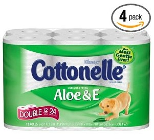 cottonelle aloe amazon